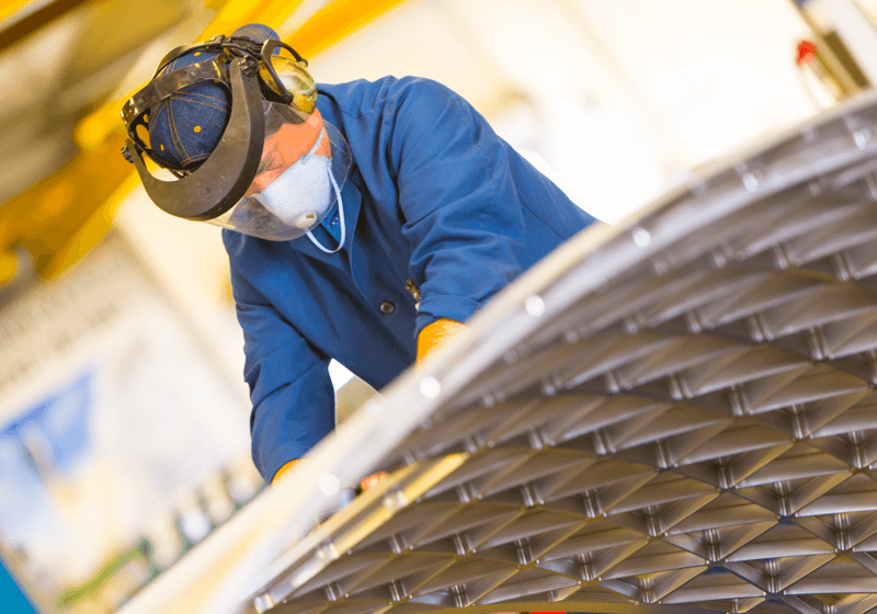 Amro Fabricating - SLS Core Stage Primary Structure Image 2